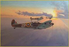 aviation gallery steven heyen art by Aviation Art Gallery Aviation Art by Steven HeyenYou can find Aviation art and more on our website Ww2 Aircraft, Fighter Aircraft, Military Aircraft, Aviation Theme, Aviation Art, Spitfire Model, South African Air Force, Aircraft Painting, Airplane Art