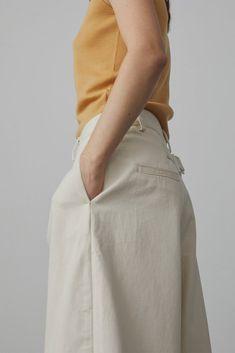 Tidy Tops and Baggy Pants – Studio Nicholson