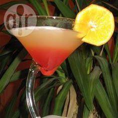 Martini Tropical @ allrecipes.com.ar
