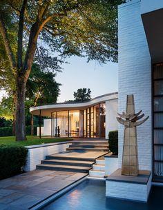 A. Conger Goodyear House | Steven Harris Architects