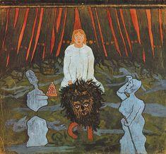 OLTRE IL MURO: ARTE e FOTOGRAFIA: HUGO SIMBERG | ART Henri Rousseau, Henri Matisse, James Nachtwey, Marc Riboud, August Sander, Francisco Goya, North Europe, Andre Kertesz, Heaven And Hell