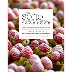 The SoNo Baking Company Cookbook: The Best Sweet and Savory Recipes for Every Occasion * Visit the image link more details.