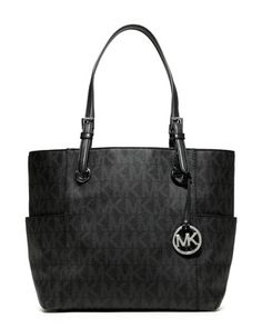 Jet Set Logo Tote by MICHAEL Michael Kors at Neiman Marcus.