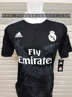 Jersey 3rd Real Madrid 2014-2015