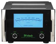 McINTOSH LABS MC-2KW Monoblock Power Amplifier.