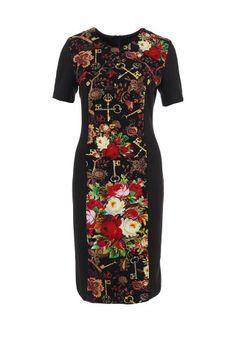 Платье LuAnn, цвет: черный. Артикул: LU100EWDNC11