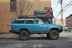 1985(?) Toyota Landcruiser