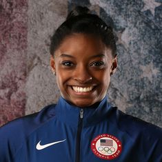 Simone Biles is the most decorated American gymnast, with more than two dozen Olympic and World Championship medals to her name. Gymnastics Championships, Gymnastics Team, Simone Biles Instagram, Young Gymnast, Laurie Hernandez, American Athletes, Intensive Training, Floor Workouts, The Hollywood Reporter