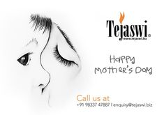 Happy Mothers Day - Mother is a Foundation Family & We Envy her Journey in Every Individual Life - With Great Respect in Our Heart Tejaswi Group - Building Premium Brand Experience Exhibition Stand Design, Exhibition Stall, Exhibition Poster, Collateral Design, Brand Identity Design, Design Agency, Branding Design, Portable Backdrop, Mall Kiosk