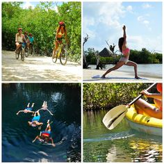Unique activities at our resorts