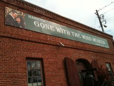 Marietta Gone With the Wind Museum: Scarlett on the Square: Located on Marietta's historic town square, just outside of Atlanta, this museum opened in 2003 and features an extensive collection of memorabilia provided by Dr. Chris Sullivan, including the original Bengaline honeymoon gown worn by Vivien Leigh in the movie.