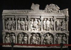 sarcofago de giunio basso - Buscar con Google