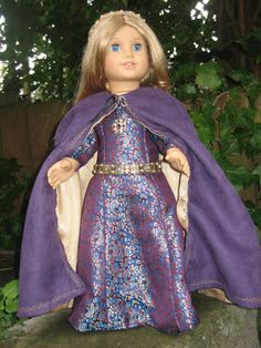 Medieval Outfit for your American Girl doll