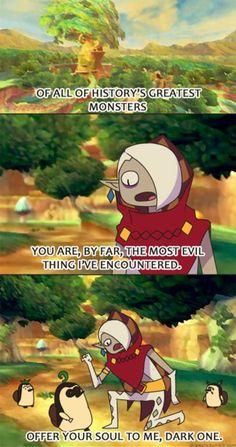 Adventure Time meets Legend of Zelda