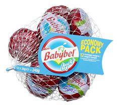 Babybel mini light, 12% vet
