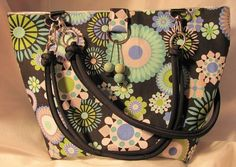 Moonflower  these bags sell at sole to sole