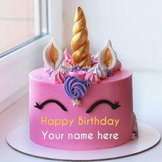 Write name on unicorn birthday cake, Strawberry flavor unicorn cake, Birthday cake with name for kid, Kid special unicorn cake Barbie Doll Birthday Cake, Cartoon Birthday Cake, Number Birthday Cakes, Friends Birthday Cake, Mickey Mouse Birthday Cake, Birthday Cake For Husband, Special Birthday Cakes, Unicorn Birthday, Cake Birthday