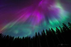 Aurora Borealis, photography by Joni Niemelä - ego-alterego.com
