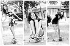 Creative Session. Skateboard photography