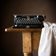 Nature Morte - typewriter