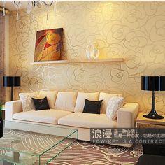 Dise os de pintura para interiores imagui decoraci n y - Papel pintado salones modernos ...