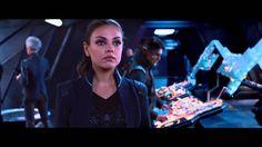 """Assista o trailer do filme """"O Destino de Júpiter"""", dos mesmos criadores de Matrix - Super Pérolas"""