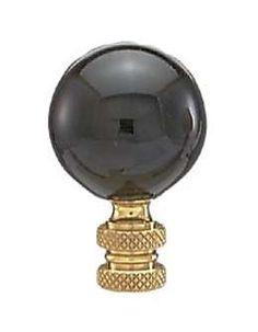 Solid Brass Finial Antique Brass Finish B/&P Lamp Mermaid Design