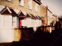 la tazzina blu: Postcards from London