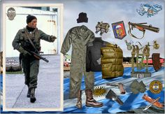 fwov9f Falklands War, Modern Warfare, Special Forces, Warriors, Military, Baseball Cards, Outdoor, Gift, Weapons Guns