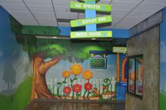 Creative kids theming that inspires!