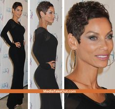 STUNNING BEAUTY!!! Nicole Murphy Is 46 Years Old . . . Had FIVE KIDS . . . And Look How SPECTACULAR SHE LOOKS!!!! - MediaTakeOut.com™ 2014