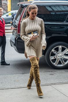 Chrissy Teigen Wore the Fall Look You're About to See Everywhere via @WhoWhatWearUK