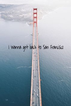 """This picture is enough to make you say """"I wanna get back to San Francisco"""" or maybe you just want to go for the first time?"""