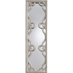 Chartres Mirror (€190) ❤ liked on Polyvore featuring home, home decor, mirrors and wall mirrors