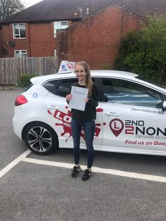 """Massive congratulations to Josie Jobbins from Warminster on a FIRST TIME ZERO FAULT pass today 07/05/21 in Salisbury after completing an intensive driving course. Josie said """"Glenn was a fantastic instructor! I did an intensive course in Salisbury and passed first time with 0 faults. I felt very prepared and comfortable for my test. Would 100% recommend!!"""" Well done Josie and safe driving from your Driving Instructor Glenn Hollands and all the team here at 2nd2None Driving School Driving School, Driving Test, Automatic Driving Lessons, Driving Courses, Driving Instructor, Salisbury, Congratulations, Zero, Driving Training School"""
