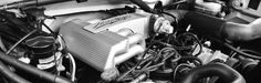 All I know about the GT40 intakes