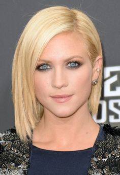 Brittany Snow: Hottest Short Hairstyles for 2014 (50 photos)