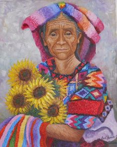 pinturas guatemaltecas de indigenas - Buscar con Google