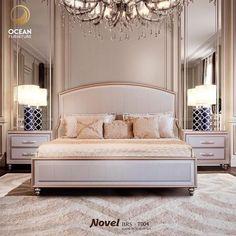 Luxury Bedroom Design, Bedroom Bed Design, Luxury Home Decor, Home Bedroom, Bedroom Furniture, Master Bedroom, Budget Bedroom, Contemporary Bedroom, Modern Bedroom