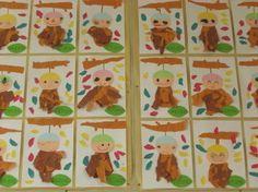 画像 Baby Crafts, Crafts For Kids, Arts And Crafts, Childcare, Autumn, Crafts For Children, Kids Arts And Crafts, Fall Season, Child Care