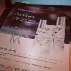 @Veronica Passalacqua, Skin & Beauty Studio #yonka