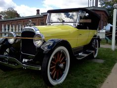 My fathers 1922 Studebaker Special Six