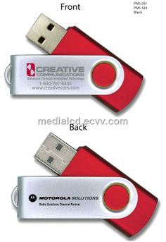 Custom Logo Silk Printing Cheapest Swivel USB Flash Memory (CF-N166) - China Swivel Usb Memory Disk;Swivel USB Flash Drive;Swivel Flash M...