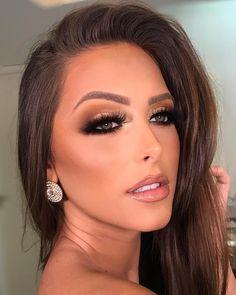 - Prom Makeup Looks Gorgeous Makeup, Love Makeup, Makeup Inspo, Makeup Inspiration, Makeup Tips, Makeup Looks, Makeup Trends, Bridal Hair And Makeup, Wedding Makeup