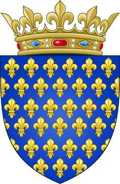 Coat of Arms of the House of Capet
