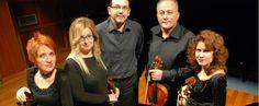 Avusturya'nın başkenti Viyana'da, Yunus Emre Dörtlüsü'nün muhteşem konseri ayakta alkışlandı.