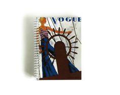 Notebook Spiral Bound Sailor Woman 4 x 6 by stationeryCiaffi, $17.00