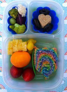 EAT A RAINBOW! Lunch