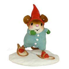 miniature mice, mouse figurine, mouse miniature