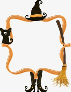 Wie kijkt in de spiegel? Halloween Borders, Halloween Templates, Halloween Frames, Halloween Iii, Halloween Clipart, Halloween Ghosts, Halloween Party Decor, Holidays Halloween, Happy Halloween